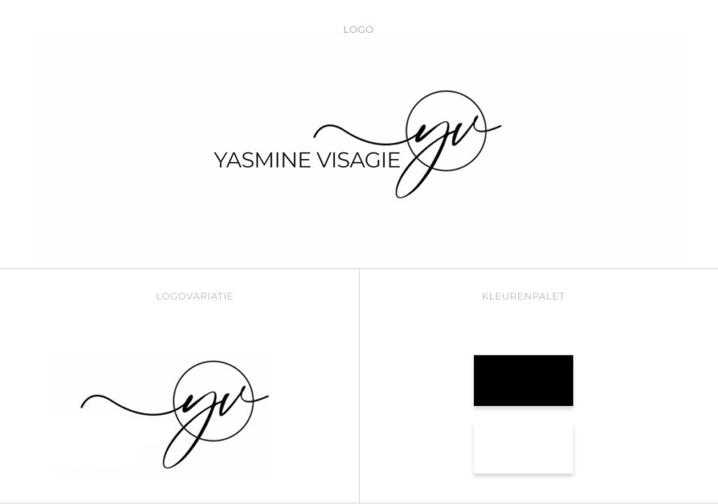 Logo voor Yasmine Visagie